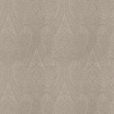 Stone Paisley Drapery and Upholstery Fabric by Fabricut