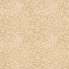 Ecru Print Pattern Drapery and Upholstery Fabric by Vervain