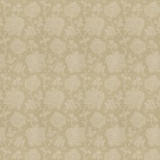 Moss Floral Drapery and Upholstery Fabric by Vervain