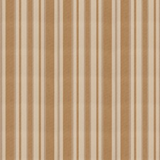 Chestnut Stripes Drapery and Upholstery Fabric by Fabricut