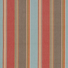 Red Earth Drapery and Upholstery Fabric by Schumacher