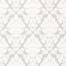 Robin's Egg Drapery and Upholstery Fabric by Schumacher
