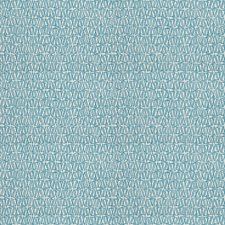 Tropical Sky Geometric Drapery and Upholstery Fabric by Fabricut