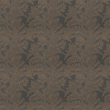 Granite Floral Drapery and Upholstery Fabric by Stroheim