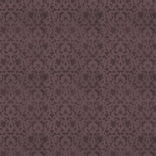 Mulberry Damask Drapery and Upholstery Fabric by Stroheim