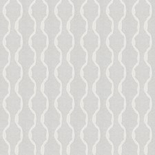 Grey Geometric Drapery and Upholstery Fabric by Fabricut