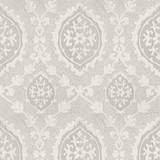 Stonewall Damask Drapery and Upholstery Fabric by Vervain