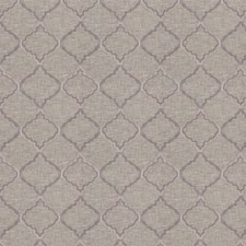 Slate Embroidery Drapery and Upholstery Fabric by Trend
