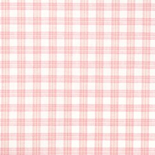 Blush Check Drapery and Upholstery Fabric by Trend