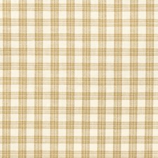 Sand Check Drapery and Upholstery Fabric by Trend
