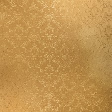 Golden Damask Drapery and Upholstery Fabric by Trend