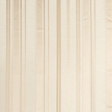 Bone Stripes Drapery and Upholstery Fabric by Trend
