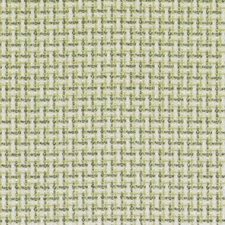 Green Basketweave Drapery and Upholstery Fabric by Duralee