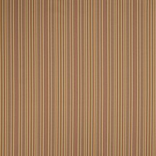 Tucson Red Stripes Drapery and Upholstery Fabric by Trend