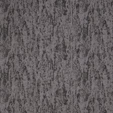 Charcoal Texture Plain Drapery and Upholstery Fabric by Trend