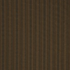 Coffee Stripes Drapery and Upholstery Fabric by Trend