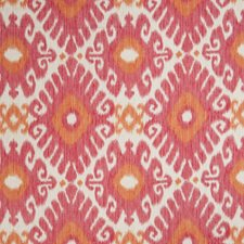 Redbud Flamestitch Drapery and Upholstery Fabric by Trend