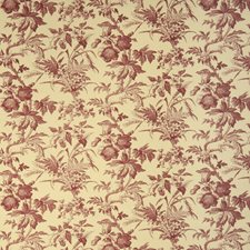 Garnet Print Pattern Drapery and Upholstery Fabric by Trend