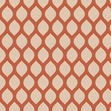 Pumpkin Embroidery Drapery and Upholstery Fabric by Trend