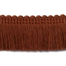 Fringe Chilipepper Trim by Duralee