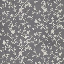 Slate Global Drapery and Upholstery Fabric by Stroheim