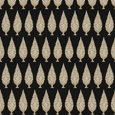 Pitch Geometric Drapery and Upholstery Fabric by Stroheim