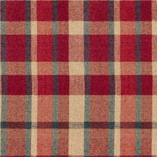 Redwood Check Drapery and Upholstery Fabric by Fabricut