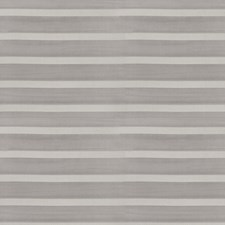 Silver Stripes Drapery and Upholstery Fabric by Stroheim