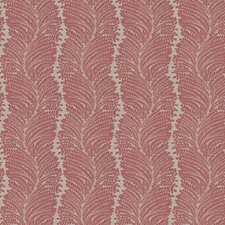 Pomegranate Leaves Drapery and Upholstery Fabric by Trend
