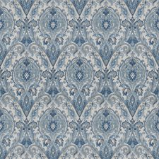 Ink Print Pattern Drapery and Upholstery Fabric by Fabricut