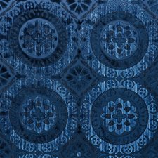 Sapphire Drapery and Upholstery Fabric by Schumacher