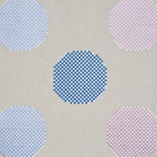 Blue/Lilac Drapery and Upholstery Fabric by Schumacher