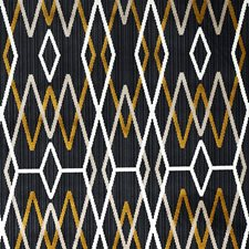 Soot Drapery and Upholstery Fabric by Schumacher