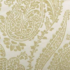 Vanilla Floral Large Drapery and Upholstery Fabric by Highland Court