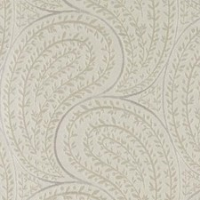 Mushroom Leaf Drapery and Upholstery Fabric by Highland Court
