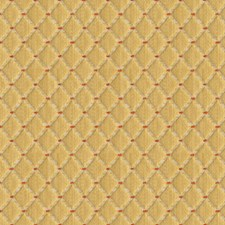 Gold Diamond Drapery and Upholstery Fabric by Brunschwig & Fils