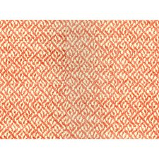 Coral Texture Drapery and Upholstery Fabric by Brunschwig & Fils
