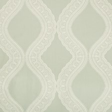 Seafoam Ethnic Drapery and Upholstery Fabric by Brunschwig & Fils