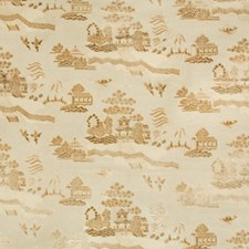 Sand Asian Drapery and Upholstery Fabric by Brunschwig & Fils