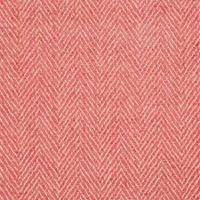 Pink Herringbone Drapery and Upholstery Fabric by Brunschwig & Fils