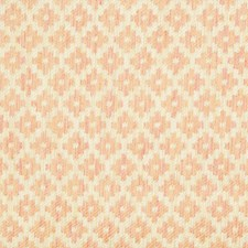 Blush Diamond Drapery and Upholstery Fabric by Brunschwig & Fils