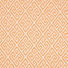 Sunset Geometric Drapery and Upholstery Fabric by Brunschwig & Fils