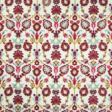 Berry Ethnic Drapery and Upholstery Fabric by Brunschwig & Fils
