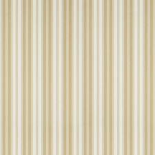 Beige Stripes Drapery and Upholstery Fabric by Brunschwig & Fils