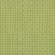 Leaf Geometric Drapery and Upholstery Fabric by Brunschwig & Fils