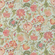 Spring Botanical Drapery and Upholstery Fabric by Brunschwig & Fils