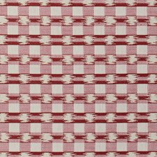 Petal Check Drapery and Upholstery Fabric by Brunschwig & Fils