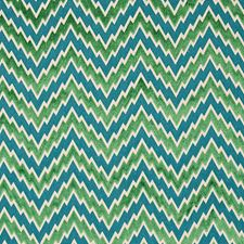 Emerald Drapery and Upholstery Fabric by Schumacher