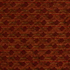 Cabernet Jacquard Pattern Drapery and Upholstery Fabric by S. Harris