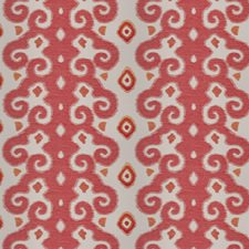 Persimmon Global Drapery and Upholstery Fabric by Stroheim